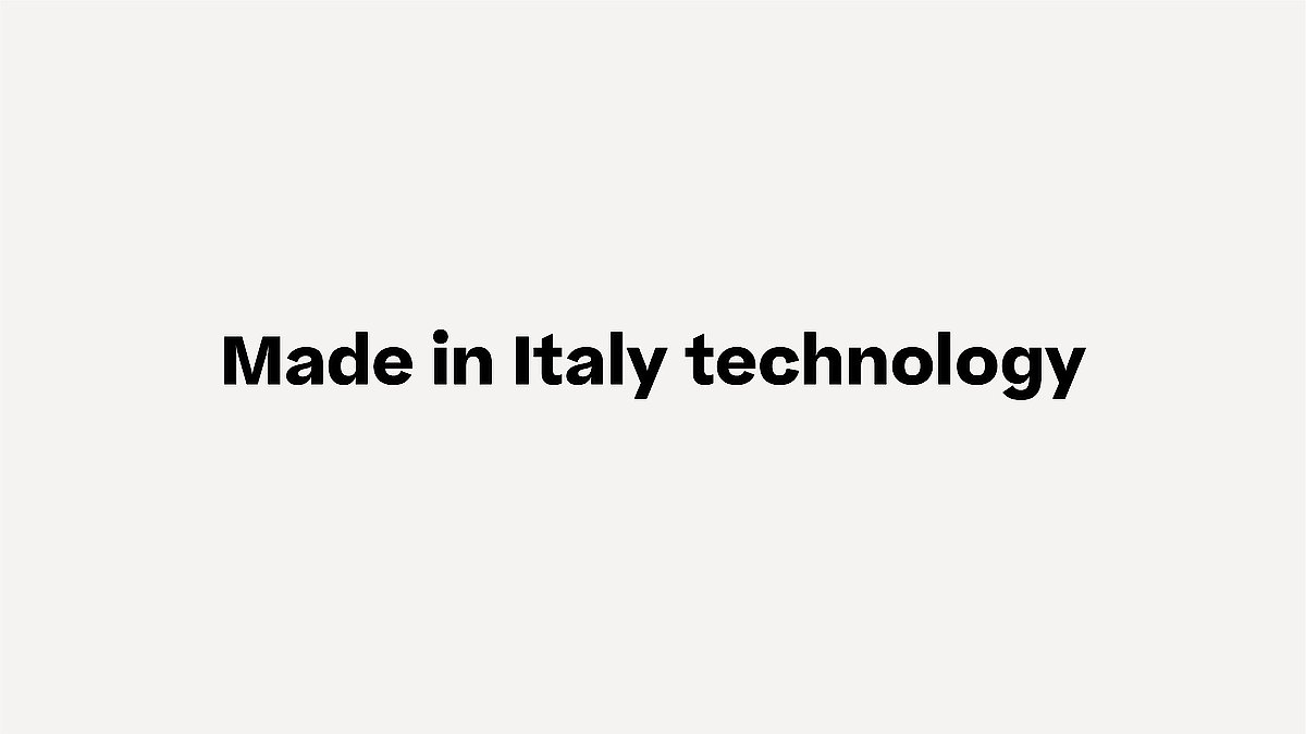 Made in Italy Technology